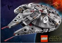 Star Wars: L'ascesa di Skywalker,ecco il  Millennium Falcon 75257 Lego Star Wars