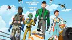 Star Wars Resistance: confermata una coppia gay