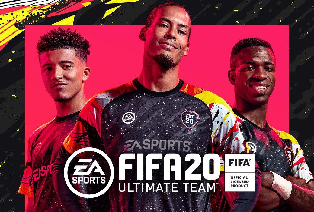 FIFA 20 cover image