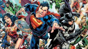 NYCC 2019: DC Comics sta preparando la timeline ufficiale dei suoi eventi