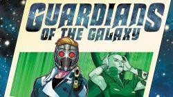 La copertina della nuova serie dei Guardiani della Galassia di Ewing potrebbe rivelare il nuovo roster