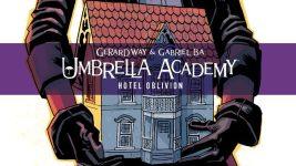 UMBRELLA ACADEMY  Hotel Oblivion - Bao Publishing