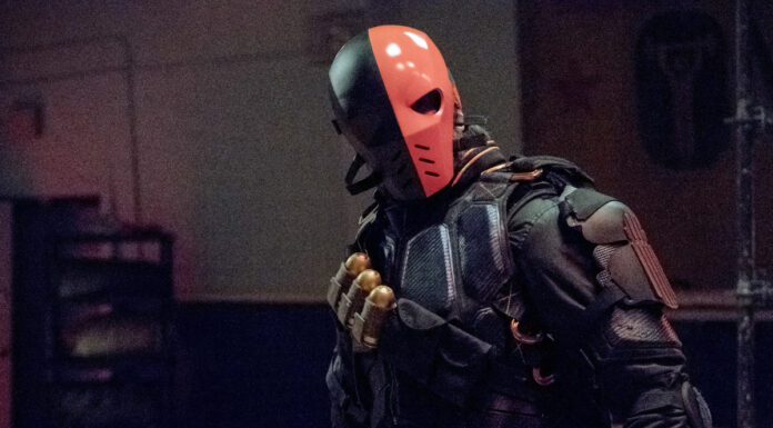 Arrow: Deathstroke (Star City 2040)