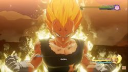 Dragon Ball Z:Kakarot, mostrati gameplay di Vegeta e nuovi screenshot di Goku Super Saiyan 3 e Majin Buu