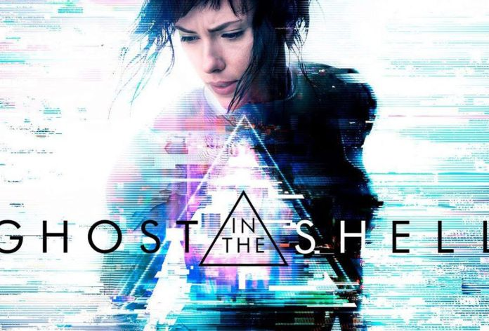 ghost in the shell film netflix ottobre