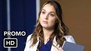 "Grey's Anatomy 16x04 ""It's Raining Men"": trailer promo e sinossi, piovono guai"