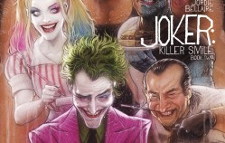 DC Comics: Joker: Killer Smile #2, l'anteprima
