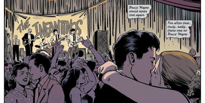 batman kiss bacio