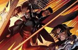 Marvel: Falcon e Winter Soldier in un fumetto prima della serie su Disney+