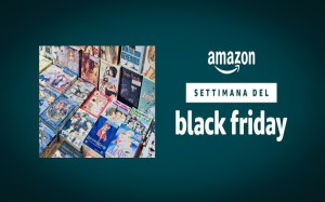 Settimana del Black Friday di Amazon: i Manga in offerta