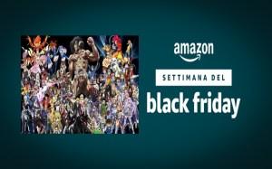 Settimana del Black Friday di Amazon: i migliori cofanetti Anime in offerta