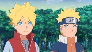 Boruto: Naruto next Generations: Boruto e Naruto compiono miglioramenti importanti per la loro tecnica