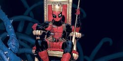 Marvel Comics celebra Deadpool re dei mostri con un nuovo sito