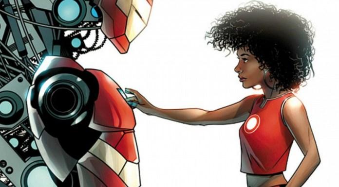 Iron Heart: in arrivo una serie su Disney+?