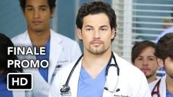 """Grey's Anatomy 16x09 """"Let's All Go to the Bar"""": trailer promo e sinossi dell'ultimo episodio prima della pausa autunnale"""