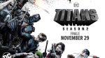 Titans 2: ecco Nightwing nel poster del finale di stagione