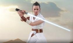 Rey e D-O: Hot Toys svela le due nuove figure da Star Wars: The Rise of Skywalker