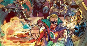 DC Comics: Geoff Johns vorrebbe scrivere un nuovo fumetto sulla JSA