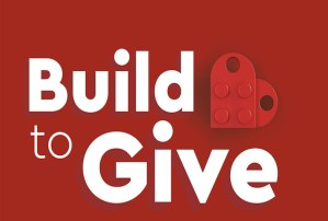 "LEGO ""BUILD TO GIVE"" 2019: sono 30.000 i sorrisi regalati ai bambini meno fortunati"