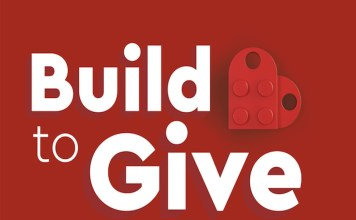 build to give