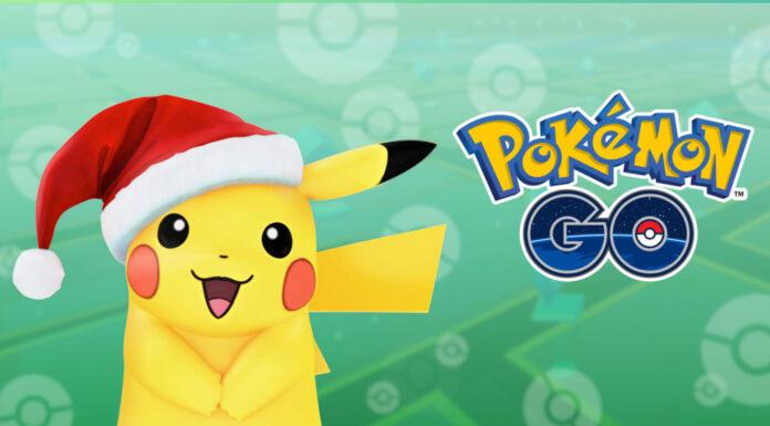 Pokémon GO Feste Invernali