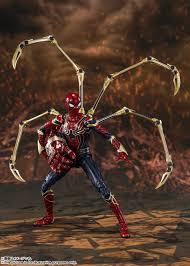 iron spider avengers endgame