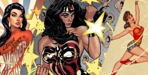 DC Comics: Vagonata di variant per Wonder Woman #750