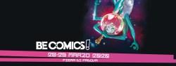 Il manifesto del Be Comics 2020!