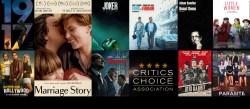 Critics' Choice Awards 2020: ecco le nomination lato cinema, tra Joker, The Irishman, C'era una volta... a Hollywood ed anche Avengers: Endgame
