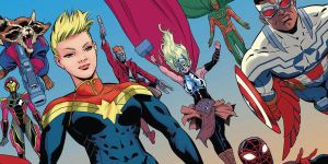 Marvel: History of the Marvel Universe riassume il passato del MCU...e anticipa il futuro