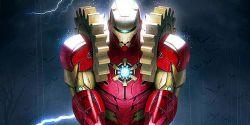 Marvel: il trailer di IRON MAN 2020 #1 lancia la rivoluzione dei robot