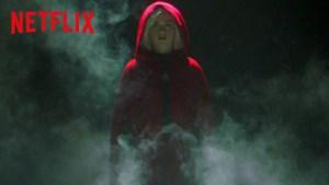 Le terrificanti avventure di Sabrina: l'annuncio della parte 3