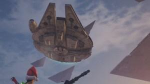 Fortnite x Star Wars: L'ascesa di Skywalker, scena inedita e video completo dell'evento