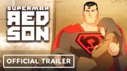 Superman: Red Son, ecco il primo trailer del film animato DC