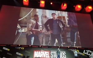 The Falcon and the Winter Soldier: Marvel svela nuove immagini al CCXP