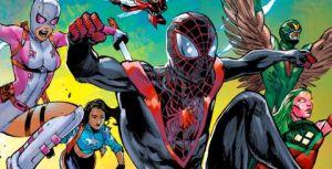 Marvel: Outlawed #1, frega un artista a DC Comics