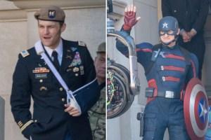 The Falcon and the Winter Soldier: le prime immagini di Wyatt Russell come U.S. Agent!