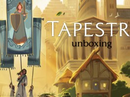 Tapestry - Unboxing