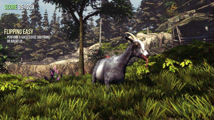 Goat Simulator Playstation Plus Gennaio 2020