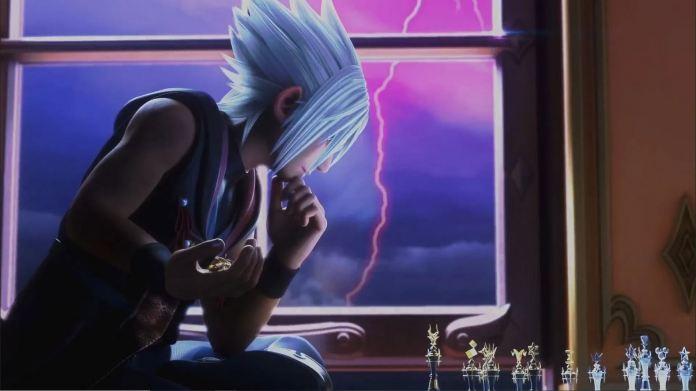 Il giovane Xehanort in un immagine rilasciata da Square Enix.