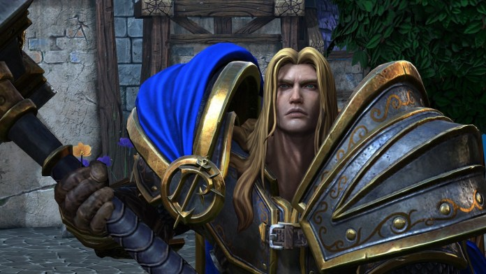 Warcraft III: Reforged Disponibile