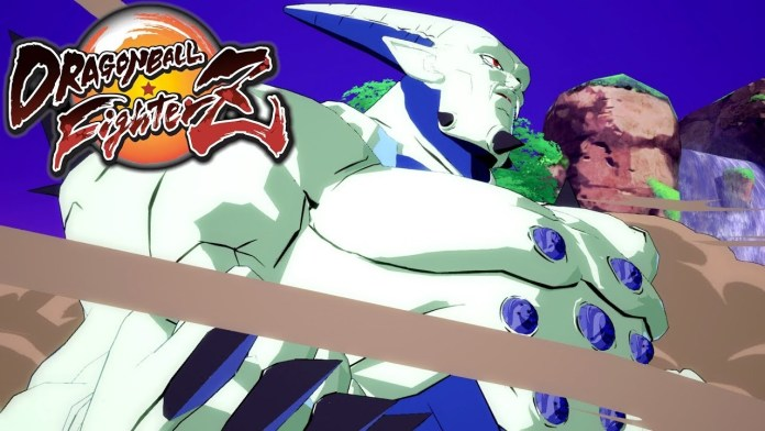 Omega Shenron in Dragon Ball FighterZ