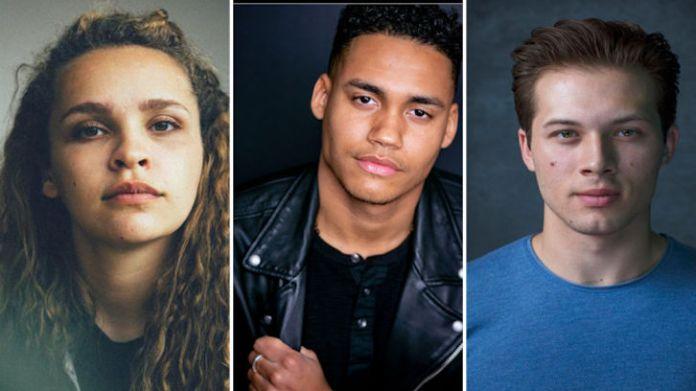Iola Evans (Carnival Row), Adain Bradley (Riverdale) e Leo Howard (Why Women Kill) nel prequel di The 100