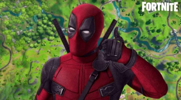 Fortnite x Deadpool