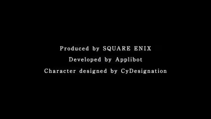 Nier Square Enix