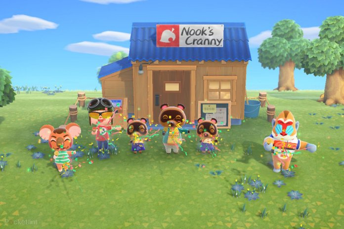 animal crossing cerimonia