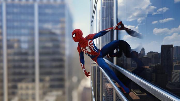 spiderman su ps4