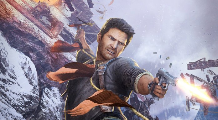Sony Play At Home Uncharted
