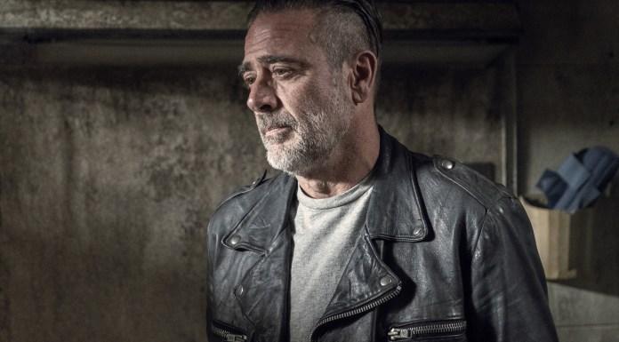 Negan (Jeffrey Dean Morgan) - The Walking Dead 10x15