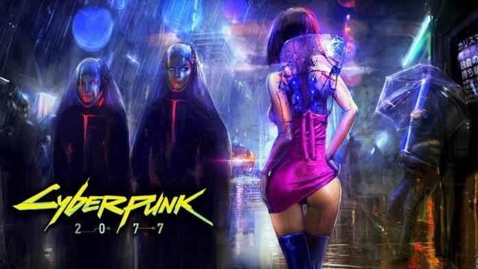 Cyberpunk 2077 PEGI 18 CD Projekt